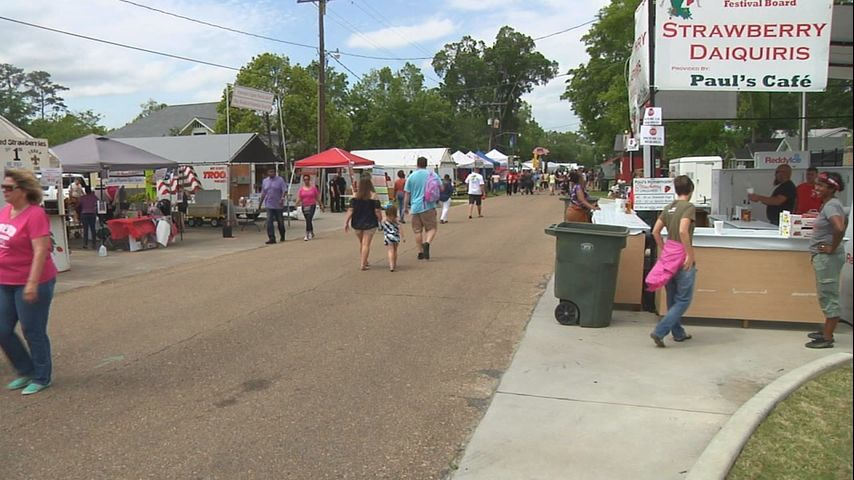 Strawberry Festival 2020 Strawberry Festival goes nearly smoke free in 2020 after town bans