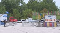 Story image: UPDATE: Boone County Fair carnival rides back on after passing inspection