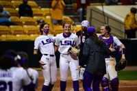 LSU softball gets clean sweep on final day of Tiger Invitational