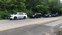 Story image: UPDATE: One arrested after early morning police chase