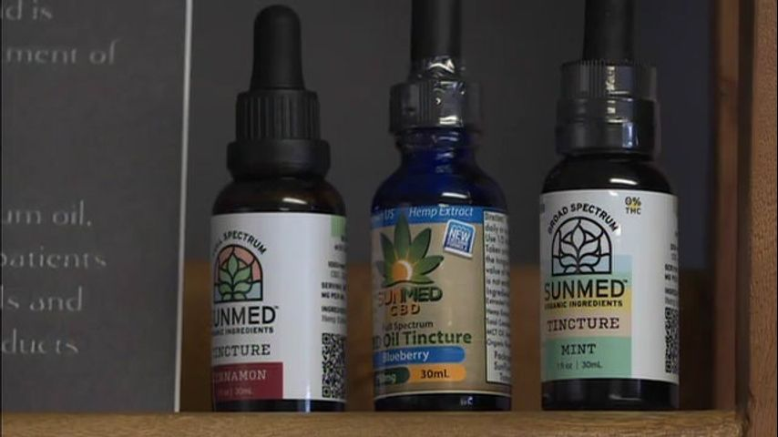 CBD stores on the rise in Columbia