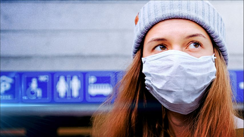 CDC study finds 2 masks are better than one vs. COVID-19