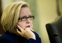 Story image: McCaskill's husband invested in hedge fund tied to Caymans
