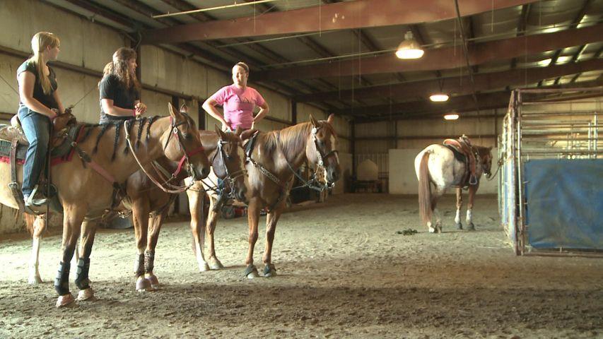 Missouri High School Rodeo Kicks Off State Finals