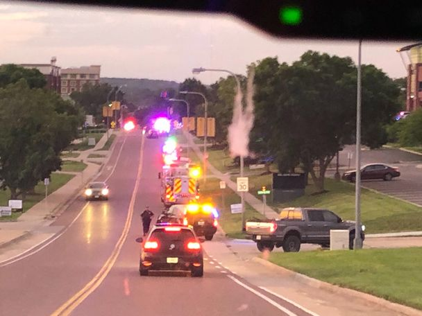 UPDATE: Two charged following gun incident at Women's and