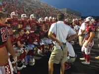 Story image: FNF Live Blog Week 5: High school football photos and videos