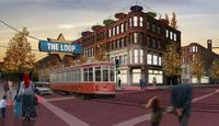 Story image: Group says it needs $500K to start St. Louis trolley