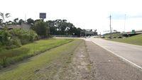 Teen's body found near interstate following crash overnight