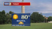 Friday AM Forecast: Beautiful weather through the weekend