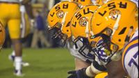 LSU rises up the ranks to number 2 in the latest CFB AP Polls