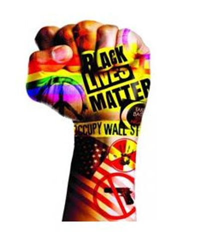 Photo: Race Matters, Friends logo