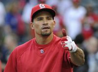 Story image: Two former St. Louis Cardinals among 18 newcomers on Hall of Fame ballot