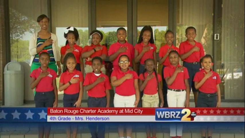 Baton Rouge Charter Academy at Mid City- 4th Grade, Mrs