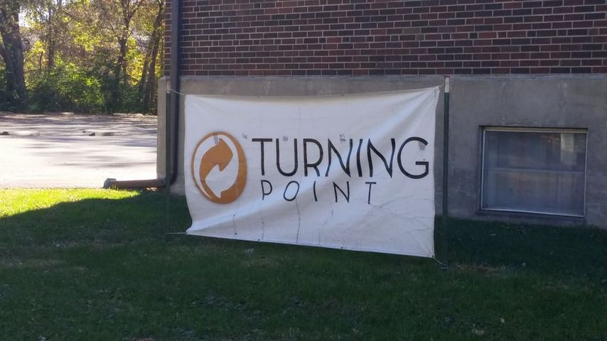 Turning Point is an agency that offers services to the homeless population in Columbia.
