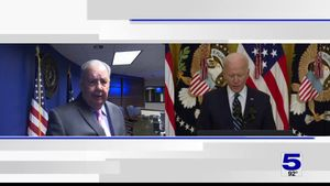 Hidalgo County judge to Biden: 'Immediate and... Hidalgo County judge to Biden: 'Immediate and decisive action' needed to addr...
