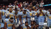 Southern's 2020 football schedule features only 9 games due to multiple cancellations