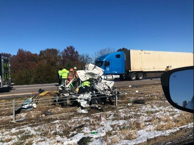 UPDATE: MSHP identify four who died in I-70 crash