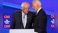 Senator Bernie Sanders ends his bid for the presidency, clearing the way for Joe Biden