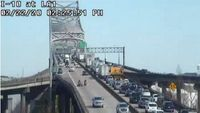 TRAFFIC: All lanes are open on I-10 East; 5 miles of congestion