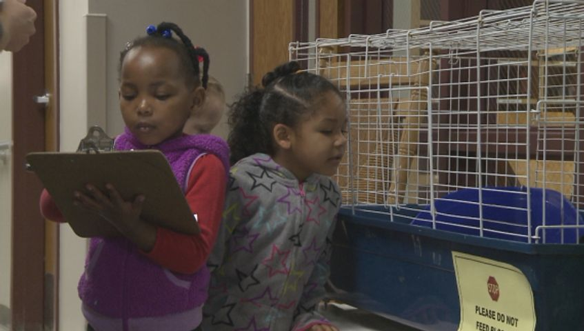 Field House preschoolers will participate in an event Thursday to get them excited about reading.