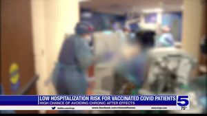 Local health expert stresses the benefits of... Local health expert stresses the benefits of COVID vaccines