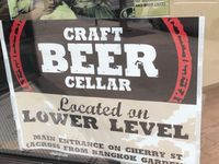 Story image: Craft Beer Cellar in Columbia set to pour its final beers