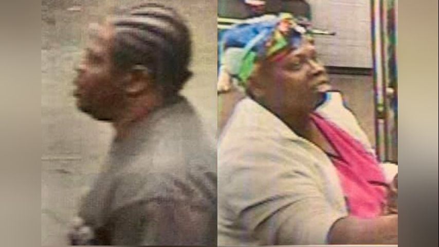 WANTED  Suspects accused of stealing TV from Walmart ca4bdb3d842