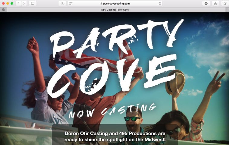 Pity, that Lake ozarks party cove