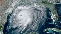 Watching from space: new tech to aid hurricane forecasting