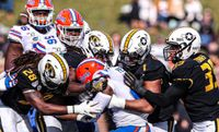 Story image: Numbers to Know: Missouri football after three-loss road trip