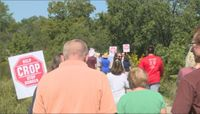 Story image: CROP Hunger Walk raises money for local food banks
