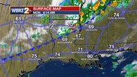 Cold front arrives this evening, bigger cool down next weekend
