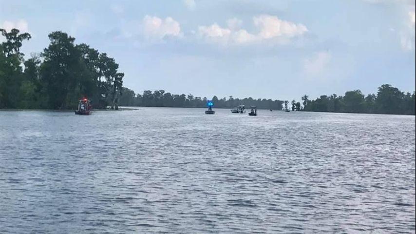 Baton Rouge man found dead following boat wreck in Tickfaw River