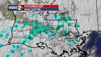 Spotty PM Showers Possible Today