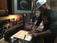 Story image: Mizzou basketball player starts nonprofit for Columbia kids