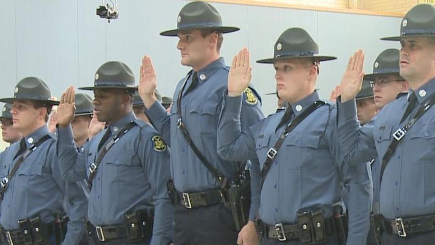 Missouri State Highway Patrol rings in new year with new