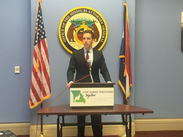 St Louis Missouri Attorney General Josh Hawley Announced He Is Taking Legal Action Regarding Backpage Com A Website Accused By Some Of Helping