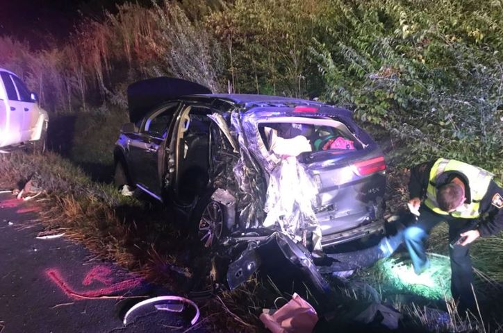 Multiple people injured in accident on I-70