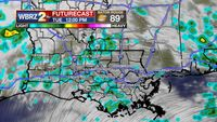 More rain on Tuesday, Flash Flood Watch continues