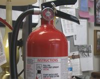 Story image: Fire extinguisher company issues nationwide recall