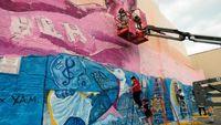 5 new New Orleans murals in walkable area