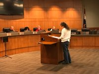 Story image: Police review board gets complaints about lower officer education requirements