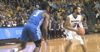 Story image: Kassius Robertson receives back-to-back honors