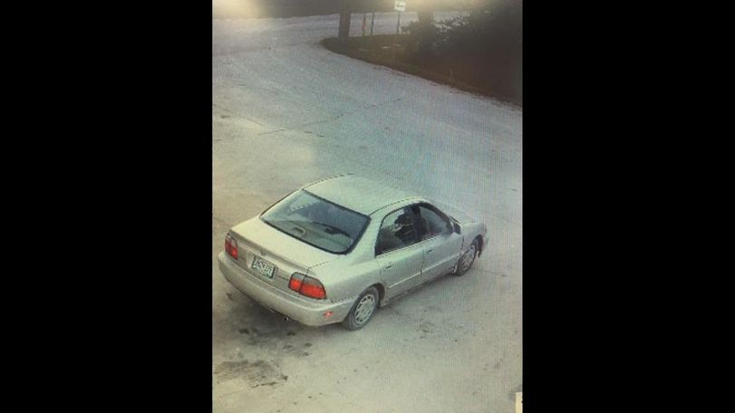 Authorities said the suspects were driving a silver 1997 Honda Accord.
