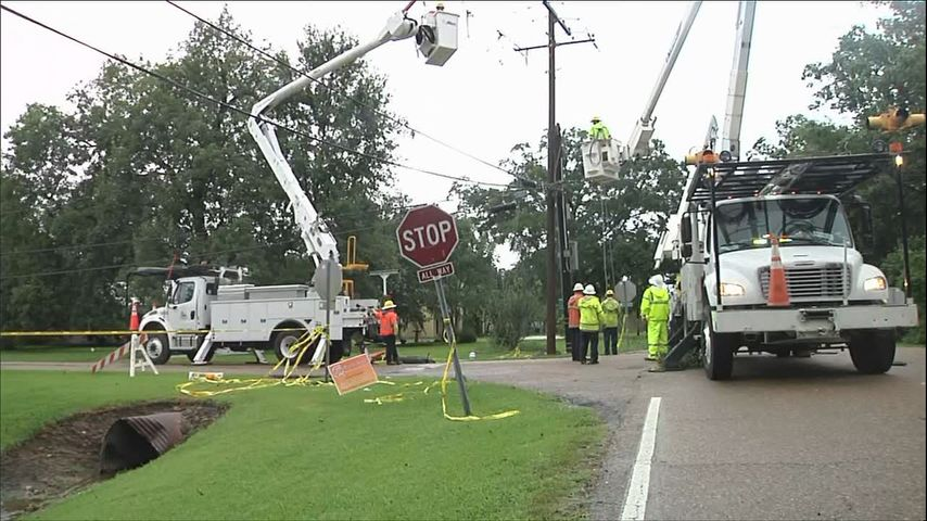 Remaining storm outages should be fixed by Wednesday