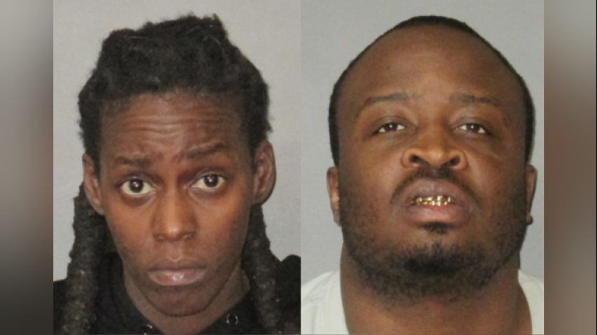 EBR detectives arrest two suspects associated with Florida - based gang