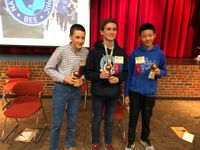 Story image: State Geography Bee winner advances to national competition