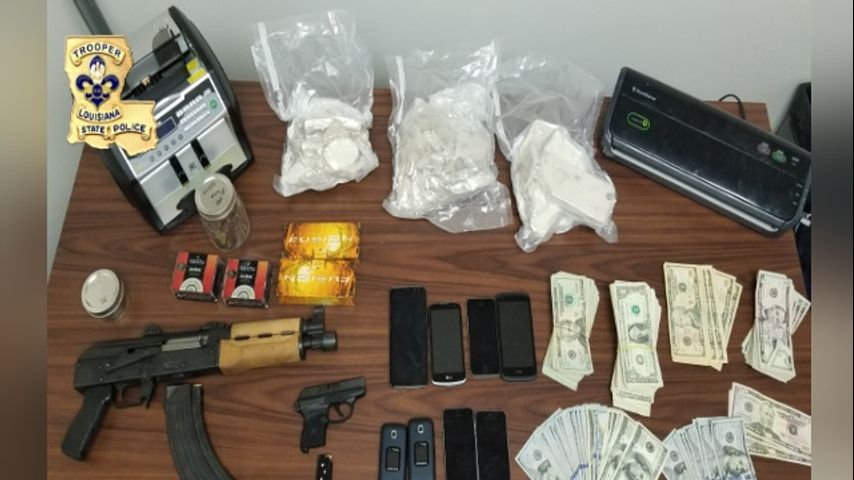 Traffic stop leads to over $800,000 worth of heroin being seized