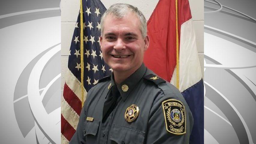 Audrain County Sheriff Matt Oller