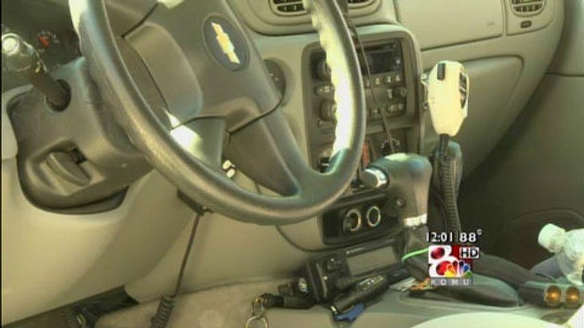 Emergency Responders Install New Radio System